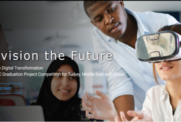 2020/2021 Dell Technologies' Envision the Future Competition for Senior Undergraduate Students from the MENA Region (USD 12,000 Prize): (Deadline 30 December 2020)