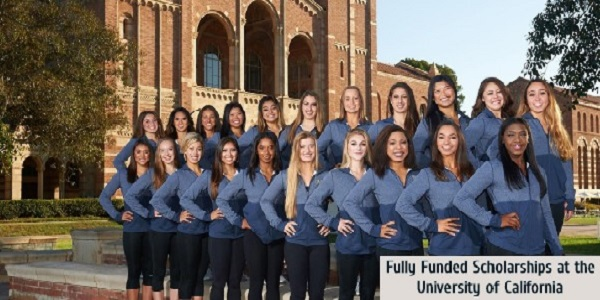 Fully Funded Scholarships at the University of California: (Deadline 30 November 2020)