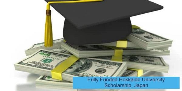 Fully Funded Hokkaido University Scholarship, Japan: (Deadline 4 December 2020)
