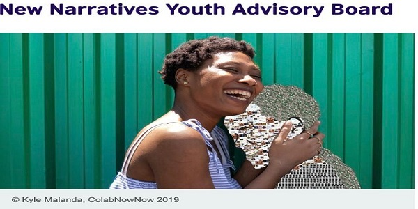 Call for Application: British Council New Narratives Youth Advisory Board: (Deadline 14 December 2020)