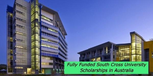 Fully Funded South Cross University Scholarships in Australia: (Deadline Ongoing)