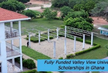 Fully Funded Valley View University Scholarships in Ghana: (Deadline Ongoing)