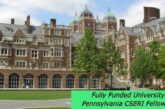 Fully Funded University of Pennsylvania CSERI Fellowships: (Deadline 21 December 2020)