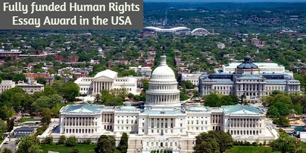 American University College of Law Human Rights Essay Award: (Deadline 1 February 2021)