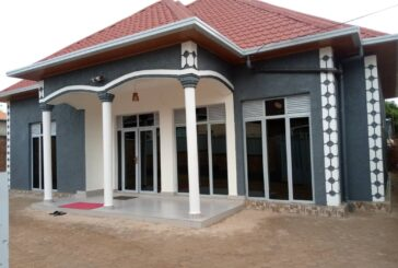 House for Sales, Price: 50 M Rwf, Location: Masaka