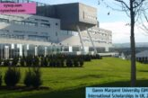 Queen Margaret University (QMU) International Scholarships in UK, 2020: (Deadline30 November 2020)