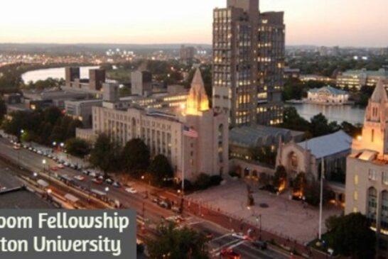 Newsroom Fellowship at Boston University: (Deadline 31 December 2020)