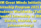 IBM Great Minds Initiative Internship Program 2021 for Students Worldwide (Fully Funded Internship at IBM Zurich, Nairobi, or Johannesburg): (Deadline15 December 2020)