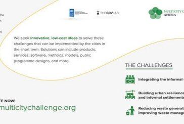 UNDP/GovLab Multi-City Challenge Africa 2020: (Deadline 13 December 2020)
