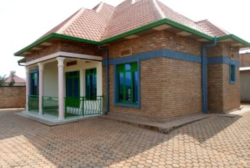 House for sell, Kabuga rugende, Price: 33 Rwf Million