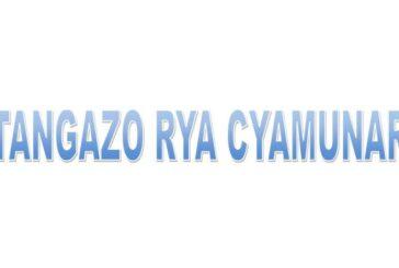 Cyamunara y'inzu iri mu kibanza gifite UPI 2/04/14/05/863 giherereye Huye/Tumba/Rango: (Deadline 03 December 2020)
