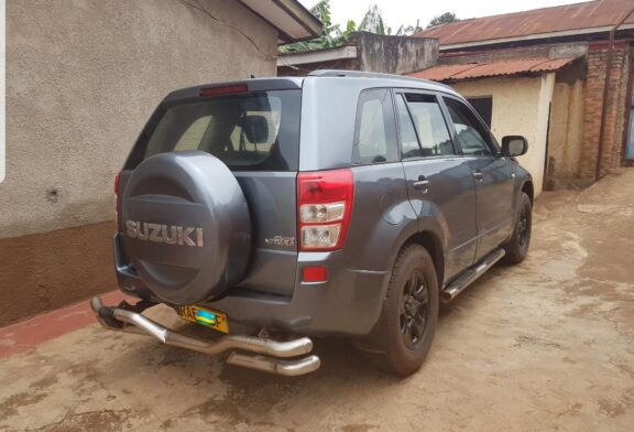 Car for Sale SUZUKI Mark: GRAND VITARA, Year:2005