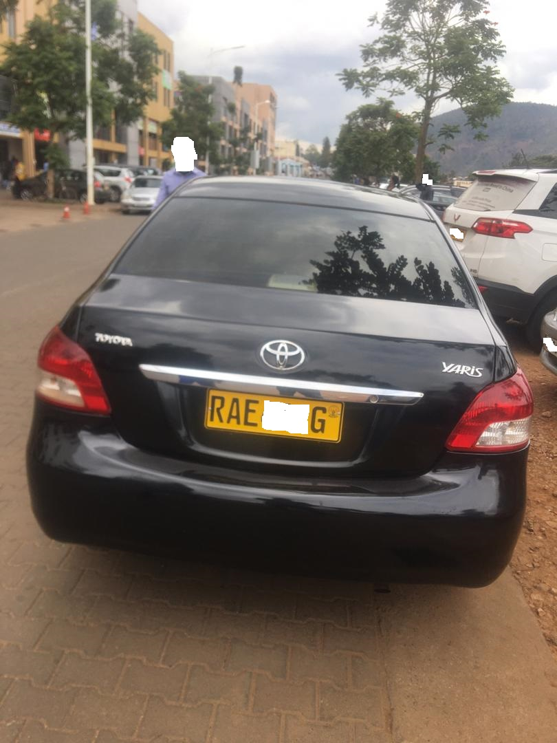 Car For Sale  Make :Toyota Yaris Year:2007 Transmision: Automatic Plaque: RAE…..G