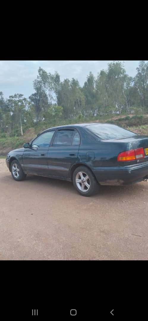 Car For sale Make: Toyota Carina E Year: 1997 Fuel :Essence Transmission :Automatic Plate :RAE …H Price:5M