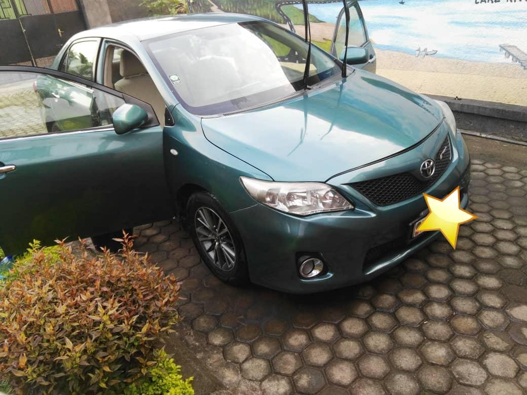 Car for sale Make: Corolla Ce Year:2008 Transmission: Automatic Price:8.5M negotiable