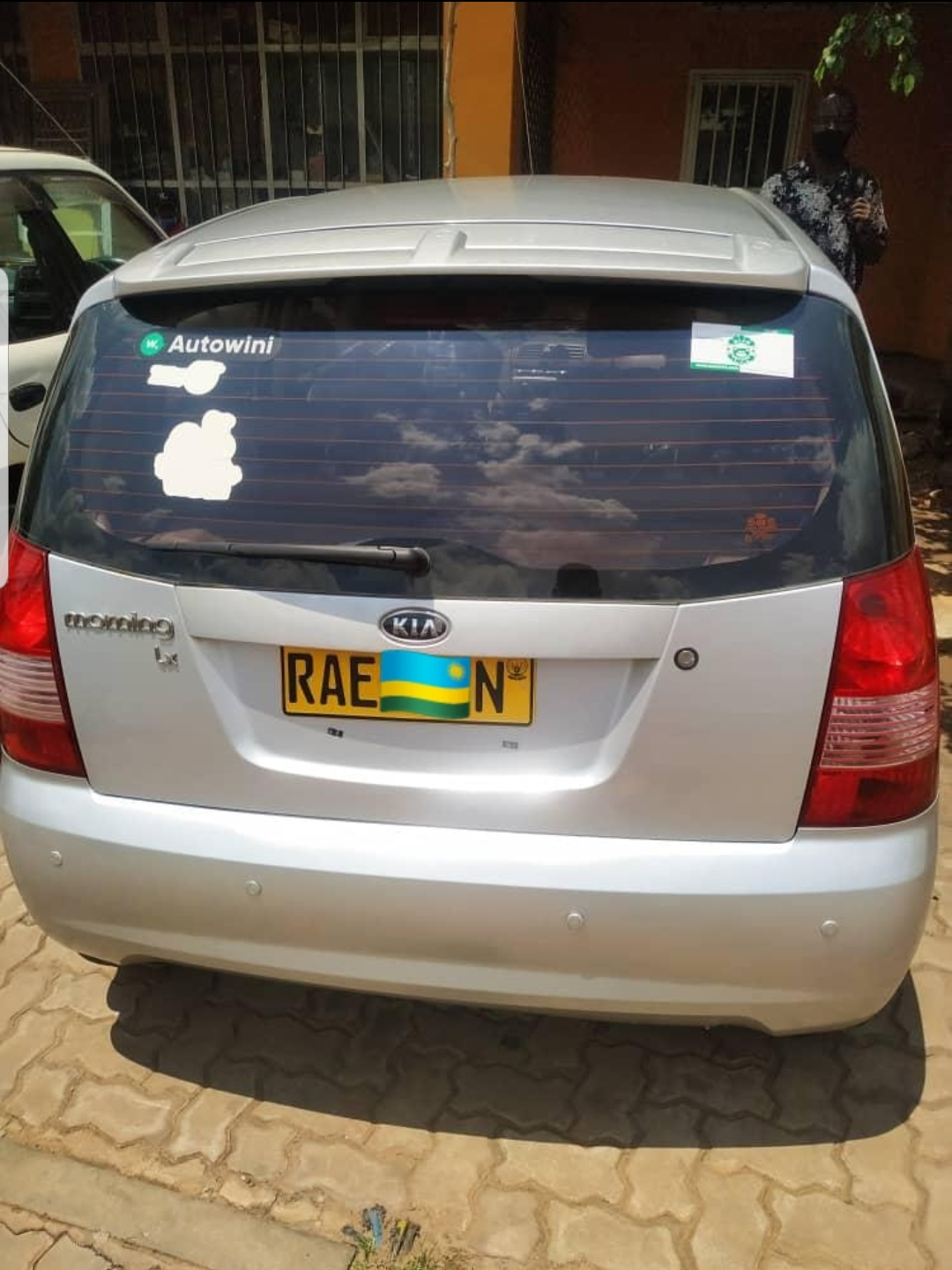 Car for Sale, KIA MORNING, Year: 2005, Price; 4.300,000frw