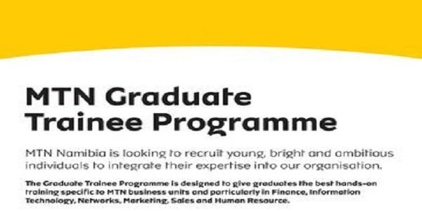 MTN Global Graduate Development Programme 2021 for young graduates across Africa: (Deadline Ongoing)