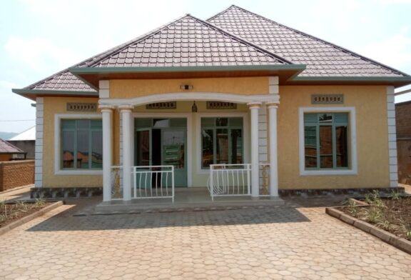 House For Sale, Location; Kabuga Rugende, Price: 37, 000,000Frw