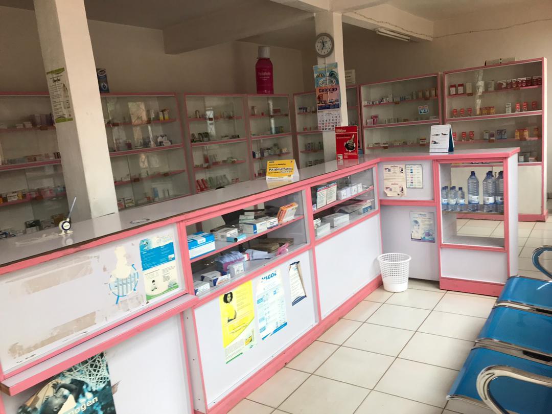 Pharmacie For Sale, Price:19 M Rwf (Negotiable), Ikorana na assurance