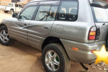 Car For Sale, TOYOTA RAV4 Year: 1998, Price; 4.200.000frw