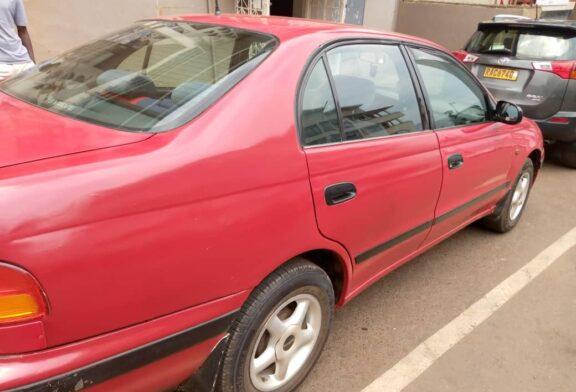 Car for Sale, Toyota CARINA E,  Year:1997,  Price; 4,100,000Frw