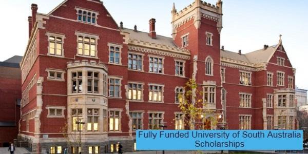 Fully Funded University of South Australia Scholarships: (Deadline Ongoing)