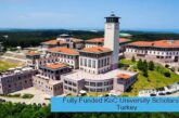 Fully Funded KoC University Scholarships, Turkey: (Deadline	Varies)