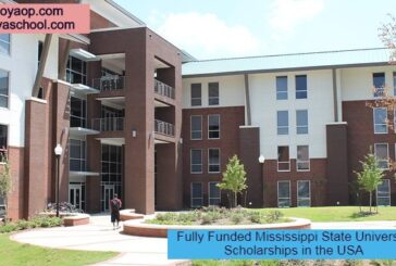 Fully Funded Mississippi State University Scholarships in the USA: (Deadline 1 January 2021)