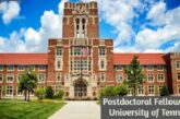 Postdoctoral Fellowship at University of Tennessee: (Deadline 19 January 2021)
