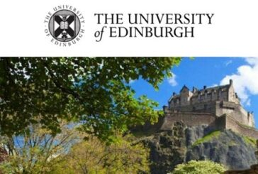 University of Edinburgh Global Undergraduate Mathematics Scholarships 2021-2022: (Deadline 31 March 2021)