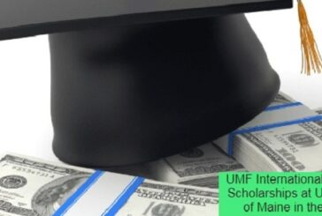UMF International Student Scholarships at University of Maine in the USA: (Deadline 1 December 2021)