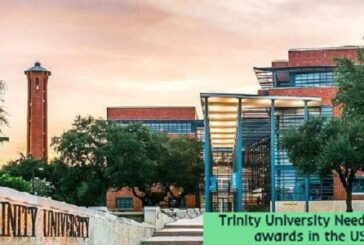 Trinity University Need-based awards in the USA: (Deadline 15 January 2021)