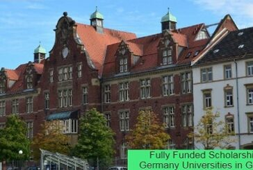 Fully Funded Scholarships at Germany Universities in Germany: (Deadline 31 May 2021)