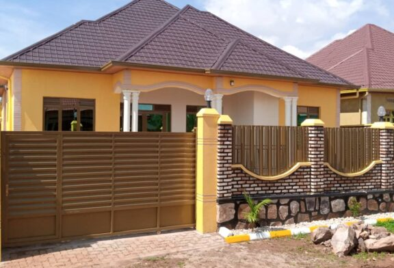 House For Sale, Location; Kanombe, Price: 57, 000,000Frw