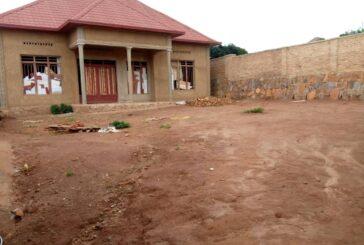 House For Sale, Location; I Masaka, Price: 33,000,000Frw
