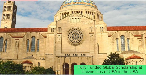 Fully Funded Scholarship in the USA: (Deadline: 28 February 2021)