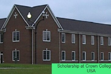 Scholarship at Crown College in the USA: (Deadline 1 March 2021)