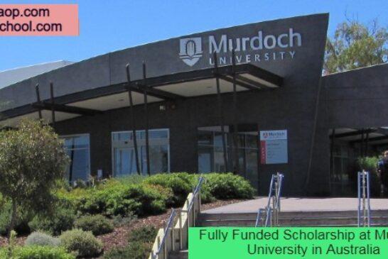 Fully Funded Scholarship in Australia: (Deadline 30 December 2021)