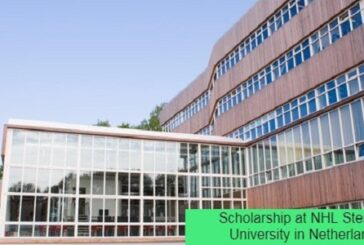 Scholarship at NHL Stenden University in Netherlands: (Deadline 1 May 2021)