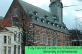 Fully Funded Scholarship in Netherlands: (Deadline Ongoing)