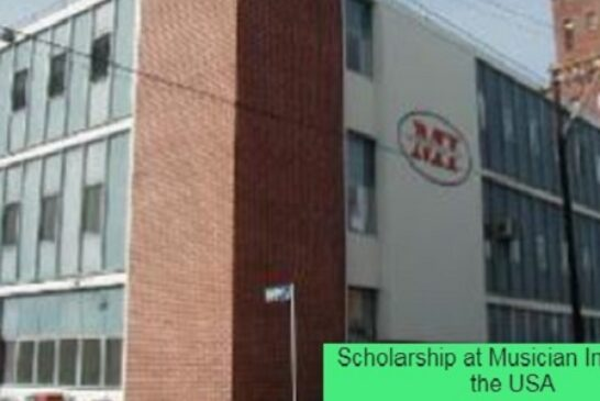 Scholarship at Musician Institute in the USA: (Deadline 1 March 2021)