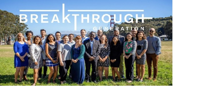 The Breakthrough Institute Generation Fellowship 2021 (Stipend available): (Deadline 12 February 2021)
