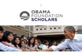 Obama Foundation Scholars at Columbia University – Fully Funded: (Deadline 5 February,2021)