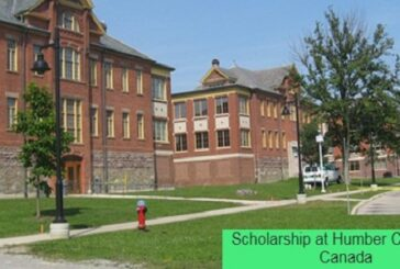 Scholarship at Humber College at Canada: (Deadline 1 March 2021)