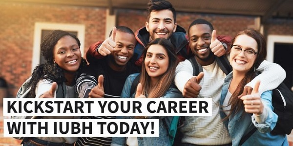IUBH Scholarship Initiative: Save up to 80% and kick-start your international career with a European degree in 2021!: (Deadline Ongoing)