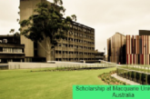 Scholarship at Macquarie University in Australia: (Deadline 17 March 2021)