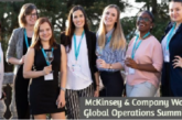 McKinsey & Company Women's Global Operations Summit 2021: (Deadline 3 February 2021 )
