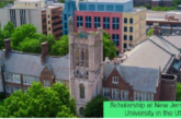 Scholarship at New Jersey City University in the USA: (Deadline 1 April 2021)