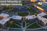 Postdoctoral Fellowship at Western Michigan University: (Deadline: 15 February 2021)