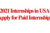 Executive Internship in the United Nations in New York: (Deadline 30 June 2021)